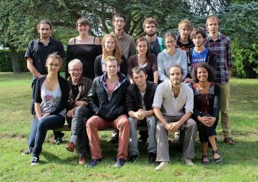 Voici l'équipe de  la 20e édition de  Ciné-Environnement