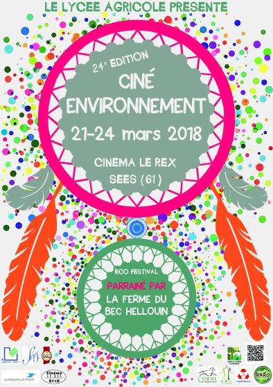 affiche cine environnement 2018